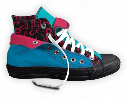 Custom Chucks from Converse
