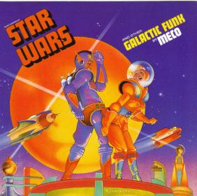 Like peanut butter and jelly... Star Wars'n'Funk baby!