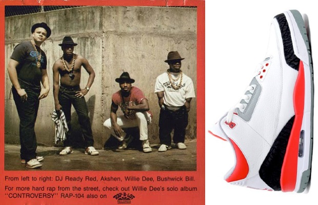 A History Of Sneakers On Old School Hip-Hop Albums | Complex
