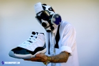 New! Concord XI Branding Wars Gas Mask