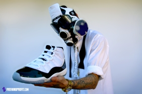 Concord XI Gas Mask