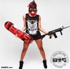 FP Masks featured in V-Ten ft Cory Gunz & Gudda Gudda – I'm a Beast music video