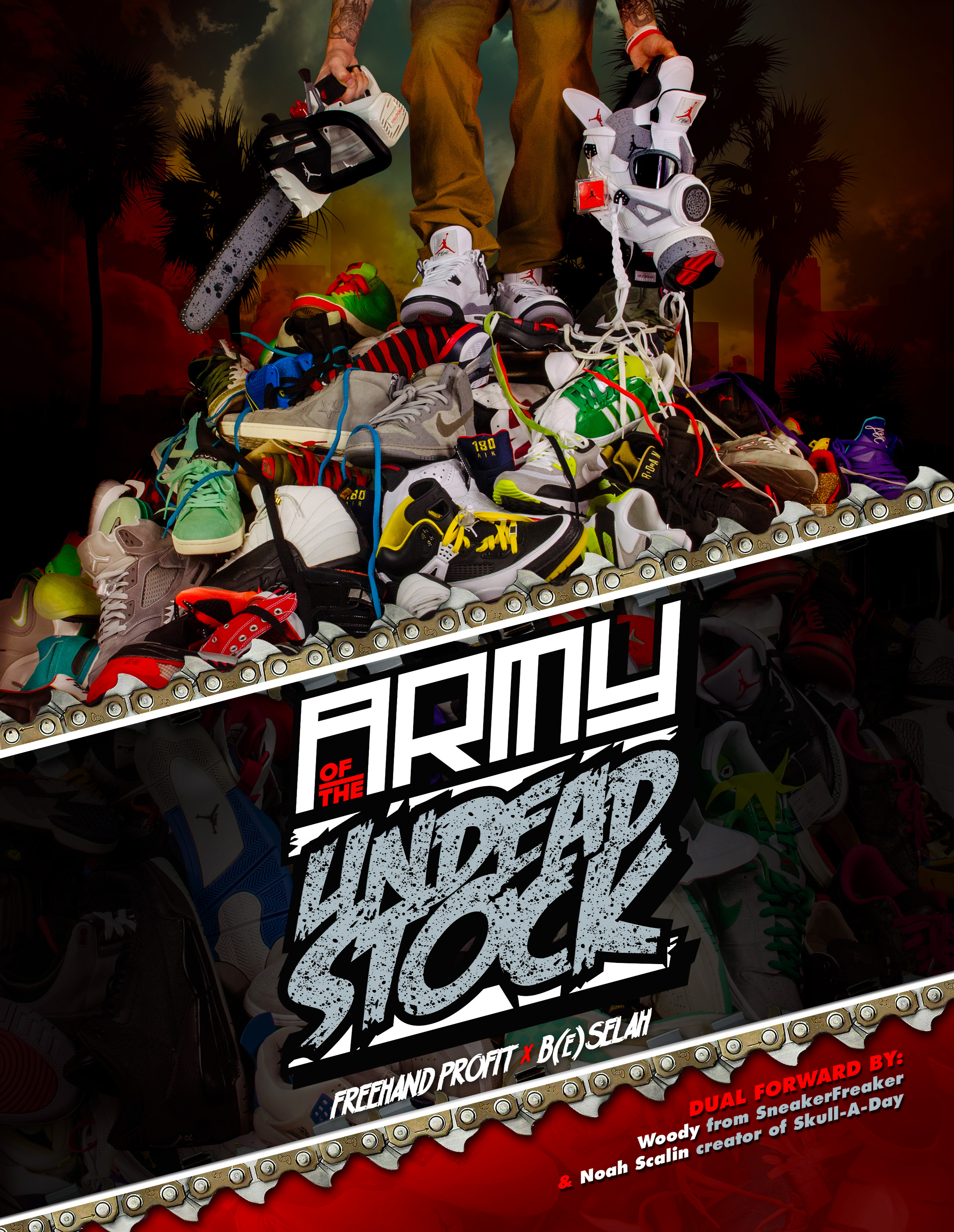 "b8a0b95488ea7b I m proud to finally announce that pre-orders for ""Army of the Undeadstock""  are now available ..."