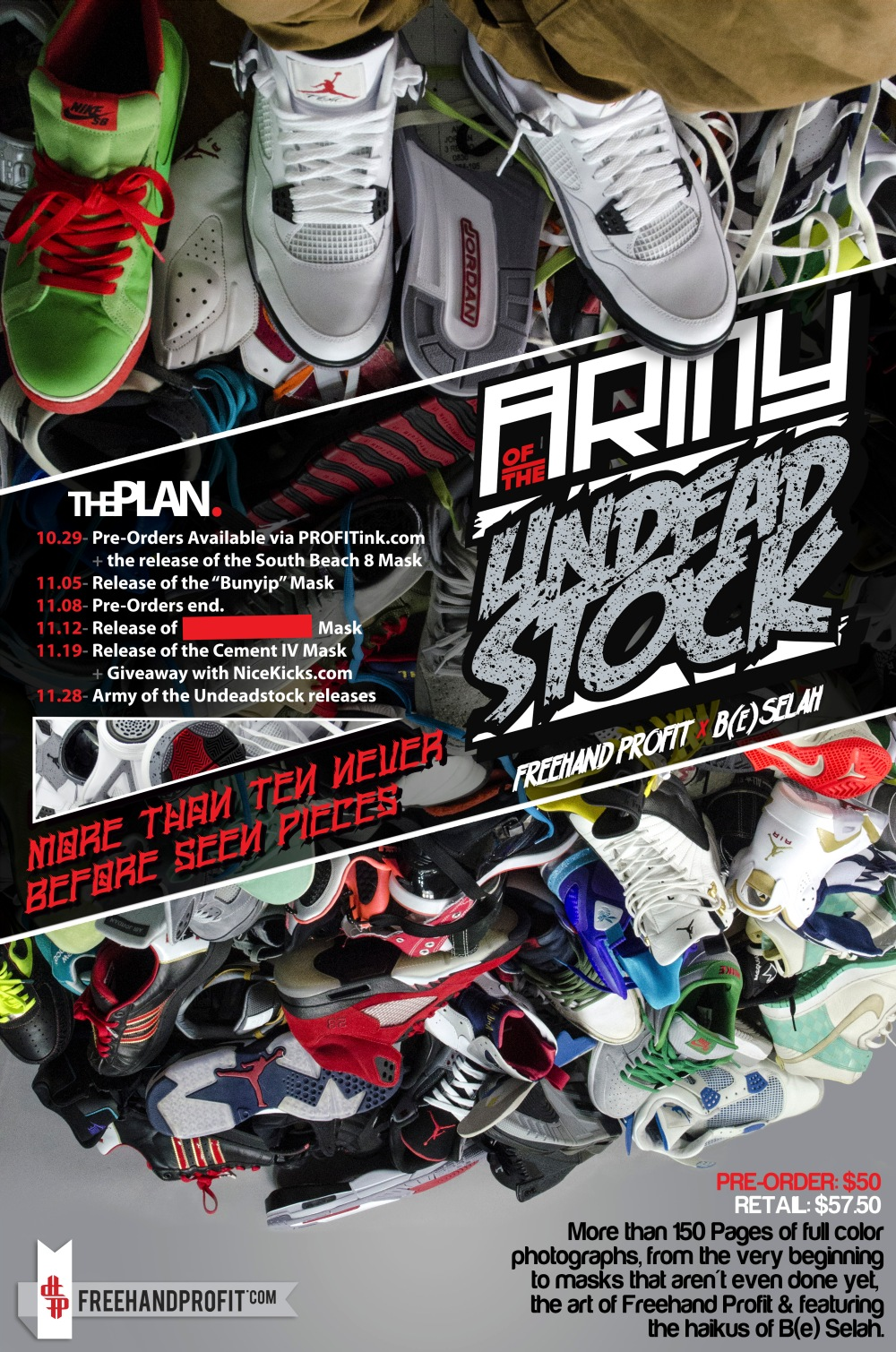 "ae74ae18dee910 Army of the Undeadstock"" by  freehandprofit x  beselah releases ..."