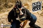 Puma X SNEAKER FREAKER 'Bunyip' Mask from #ARMYoftheUNDEADSTOCK