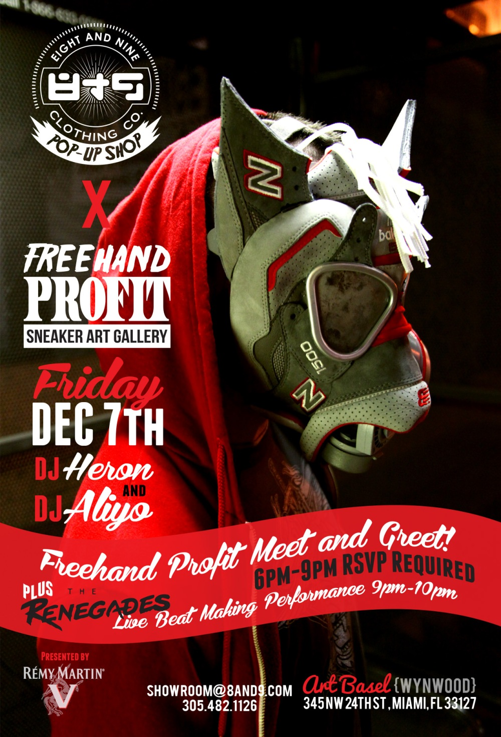 Friday8and9FreehandProfitArtBasel