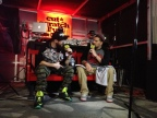 Freehand Profit talks with UniverseMiami.com at Art Basel