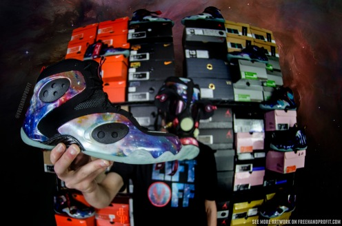 Galaxy Zoom Rookie Mask by Freehand Profit