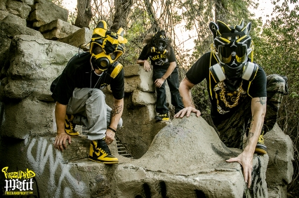 Wu Tang Clan tribute Sneaker Masks by Freehand Profit