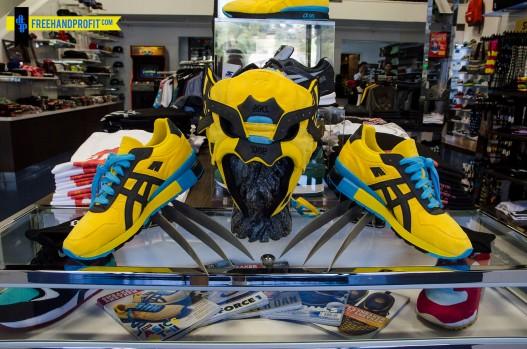 Asics x BAIT x Freehand Profit - Wolverine Mask