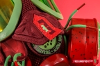 "Nike Lebron 10 ""Christmas"" Gas Mask"