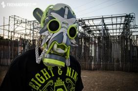 Reebok Kamikaze III Gas Mask