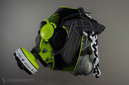 """DC Shoes X SBTG """"Circus of Mutant"""" Gas Mask"""