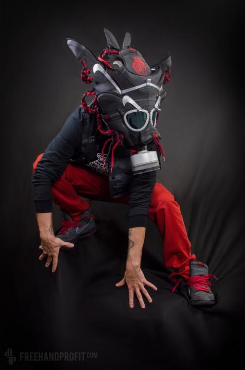 "Nike SB ""3M"" Dunk Gas Mask"