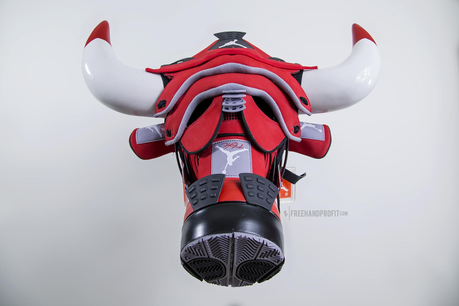air jordan shoe mask