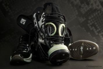 Reebok X BAIT Question Gas Mask by Freehand Profit