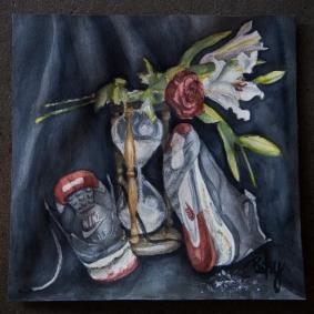 Click to bid on this piece by Betsy VanDeusen: http://cgi.ebay.com/ws/eBayISAPI.dll?ViewItem&item=261387705388