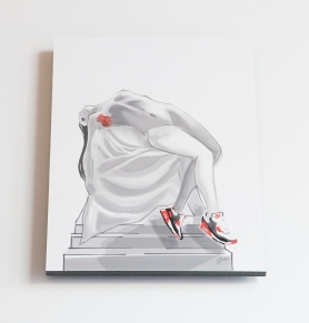 Click to bid on this piece by Gretchen Mars: http://cgi.ebay.com/ws/eBayISAPI.dll?ViewItem&item=261387734065