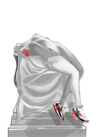 Click to bid on this piece by Gretchen Mars: http://cgi.ebay.com/ws/eBayISAPI.dll?ViewItem&item=261387734065