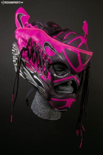 "Nike SuperFly R4 x Carmelita ""Jet"" Jeter Mask by Freehand Profit"