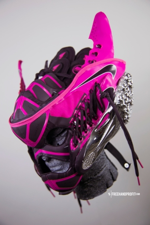 "Nike SuperFly R4 x Carmelita ""Jet"" Jeter Mask by Freehand Profit"