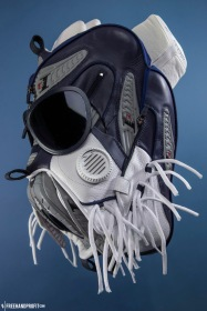 Reebok Answer IV DMX Mask by Freehand Profit