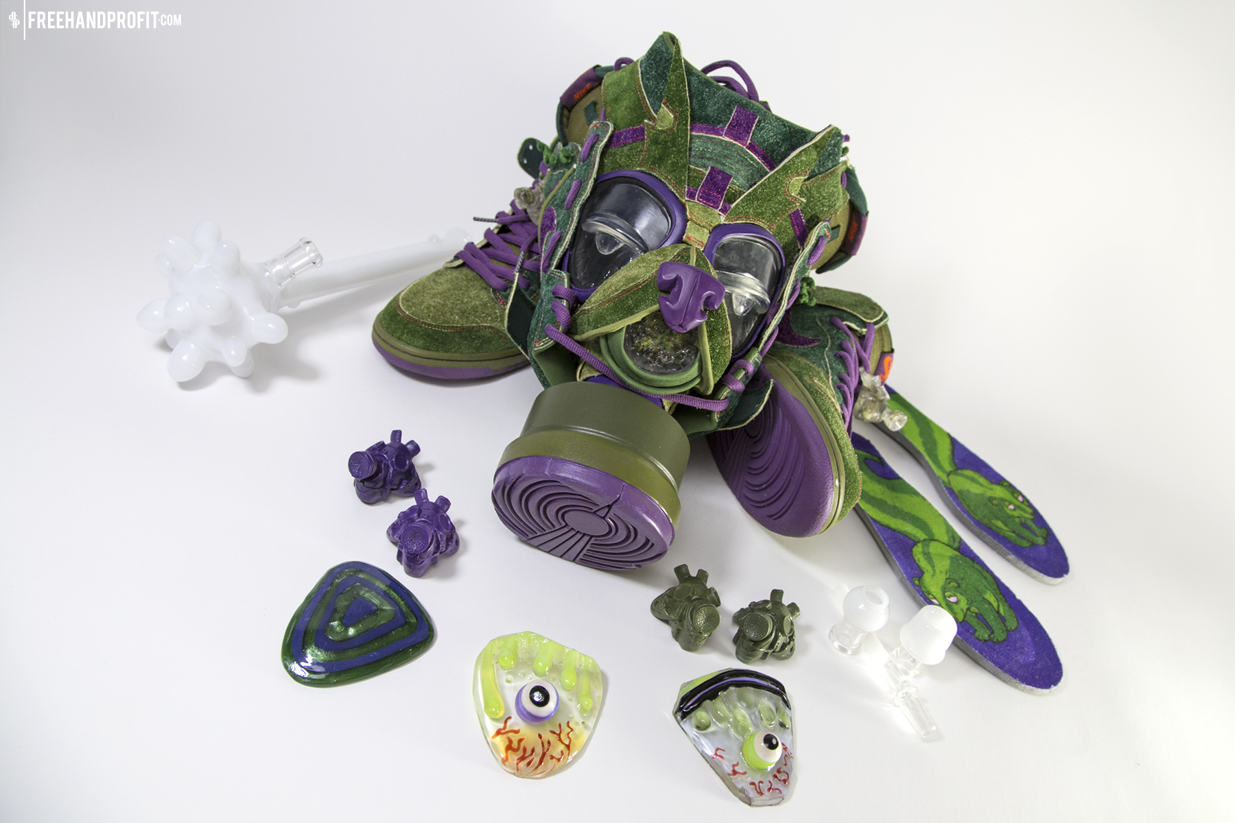 """competitive price best sneakers classic shoes Happy 420! Nike SB """"Skunk"""" Dunk Mask – THE BLOG ..."""