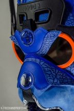 "Jordan Spizike ""Knicks Blue"" Gas Mask"