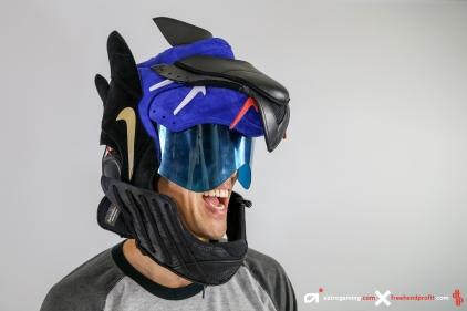 Astro Gaming Nike SB Koston 2 Helmet by Freehand Profit