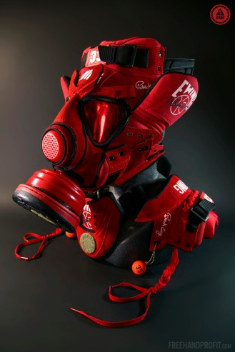 Ewing 33 HI Gas Mask by Freehand Profit