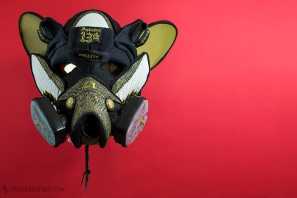 "Air Jodan ""Doernbecher"" IX (9) Mask by Freehand Profit"