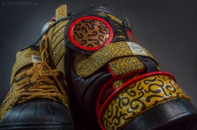 adidas x Kara Messina Pro Shells Gas Mask by Freehand Profit