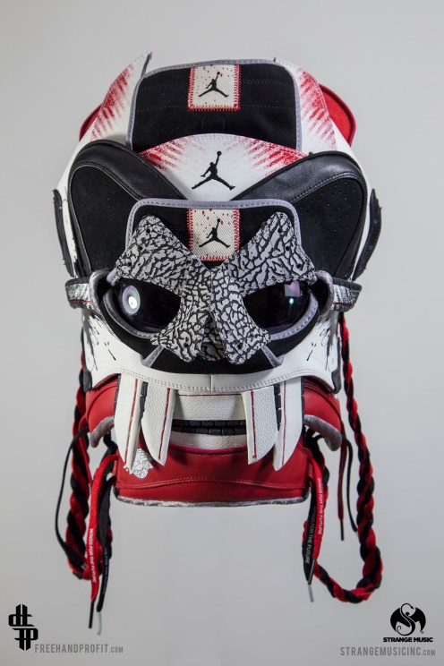 "Jordan 1 ""Dave White"" Mask by Freehand Profit"