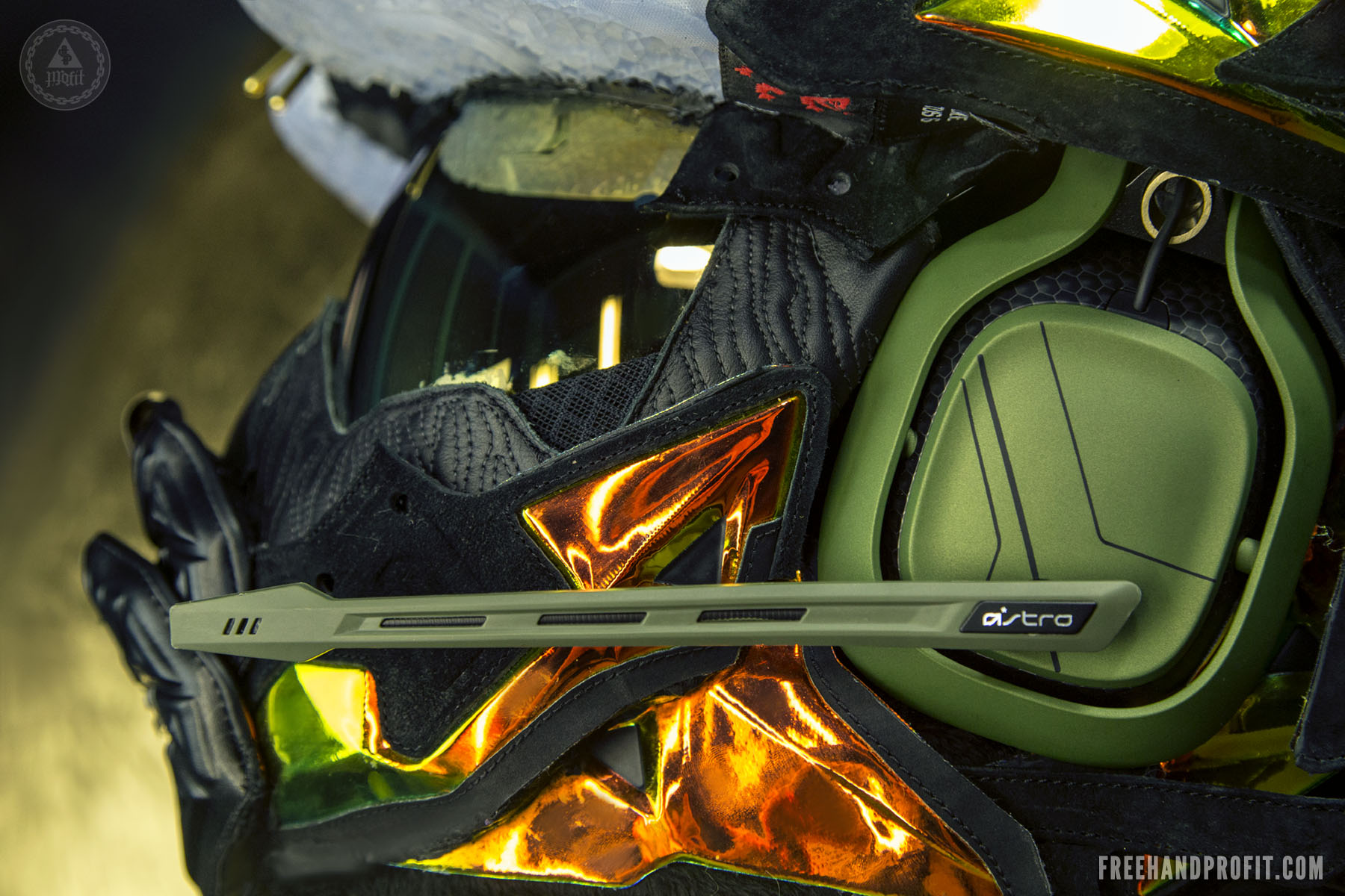 Halo Anniversary Features Lebron Xi Kings Crown Master Chief Helmet