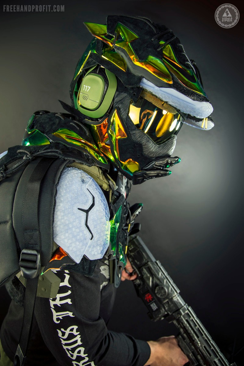 Astro Gaming X Freehand Profit Master Chief Gaming Helmet