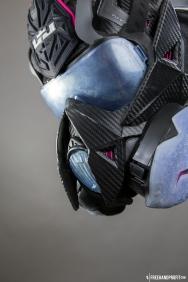 "Nike Lebron 11 (XI) ""Miami Nights"" Gas Mask by Freehand Profit"