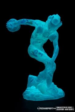 Aura Quartz 03 Nikias Zephyr Freehand Profit Art Figure Series 1