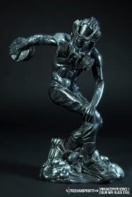Black Steel 03 Nikias Zephyr Freehand Profit Art Figure Series 1