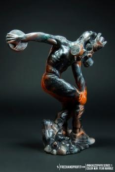 Fear Marble 02 Nikias Zephyr Freehand Profit Art Figure Series 1