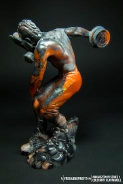 Fear Marble 03 Nikias Zephyr Freehand Profit Art Figure Series 1