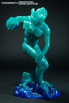 GITD 01 Nikias Zephyr Freehand Profit Art Figure Series 1