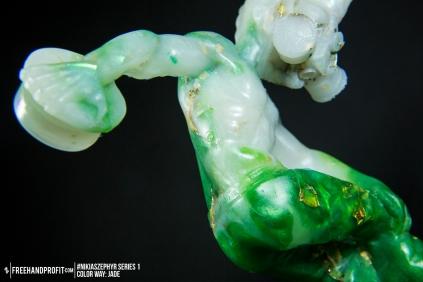 Jade 02 Nikias Zephyr Freehand Profit Art Figure Series 1