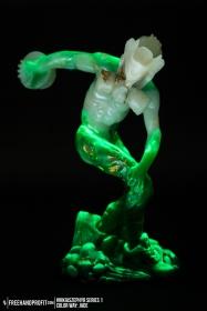 Jade 04 Nikias Zephyr Freehand Profit Art Figure Series 1