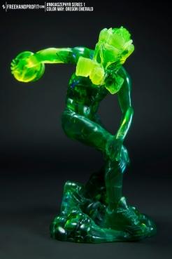 Oregon Emerald 02 Nikias Zephyr Freehand Profit Art Figure Series 1