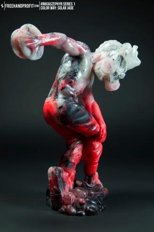 Solar Jade 04 Nikias Zephyr Freehand Profit Art Figure Series 1