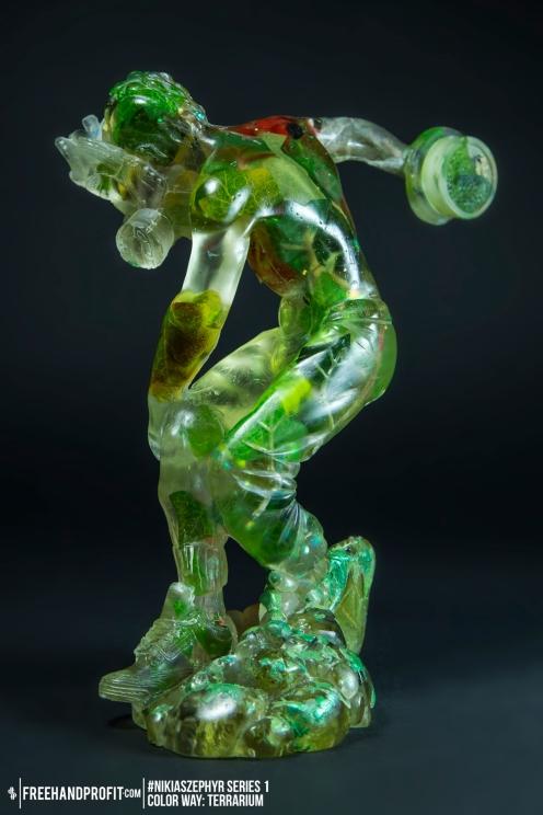 Terrarium 03 Nikias Zephyr Freehand Profit Art Figure Series 1