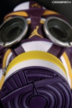 The Freehand Files : No.005 : Lakers Jordan 1 Gas Mask