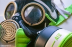 The Freehand Files : No.006 : Navy & Green AF1 Gas Mask