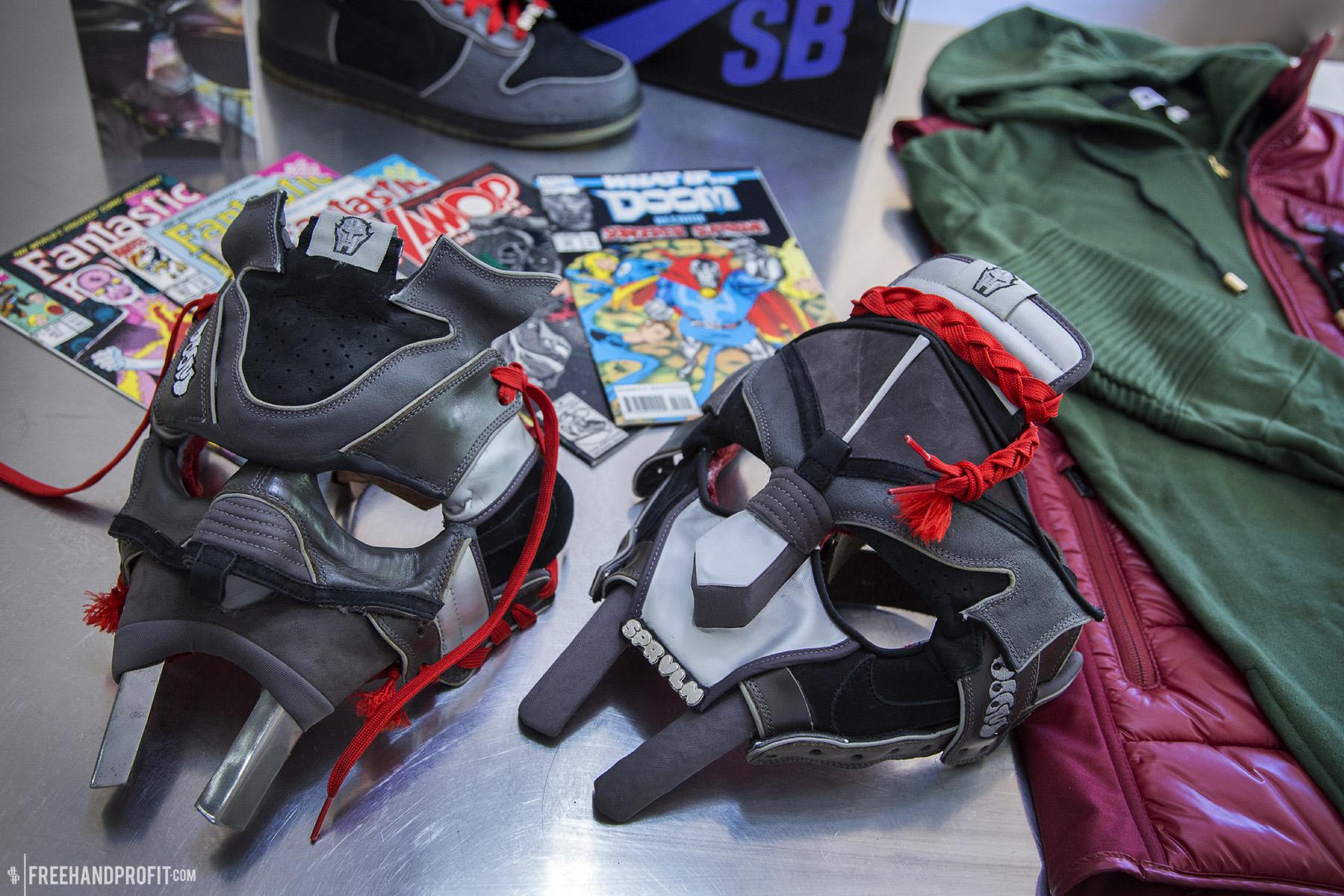huge discount 6ca22 67a51 No.97: MF DOOM SB Masks – THE BLOG : FREEHANDPROFIT.com
