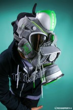The Freehand Files : No.23 Nike LeBron IV Dunkman Gas Mask